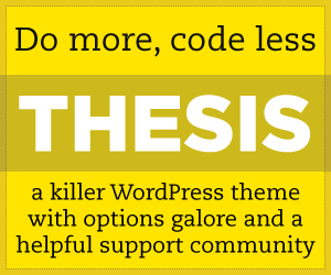 thesis themes for blogger