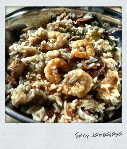 Slow Cooker Jambalaya