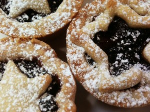 slow cooker mince pies