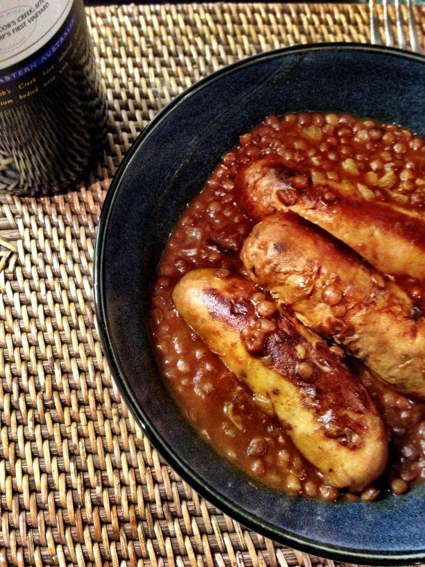 Crockpot Sausage Casserole