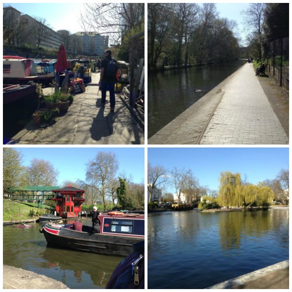 Walk From Camden to Little Venice