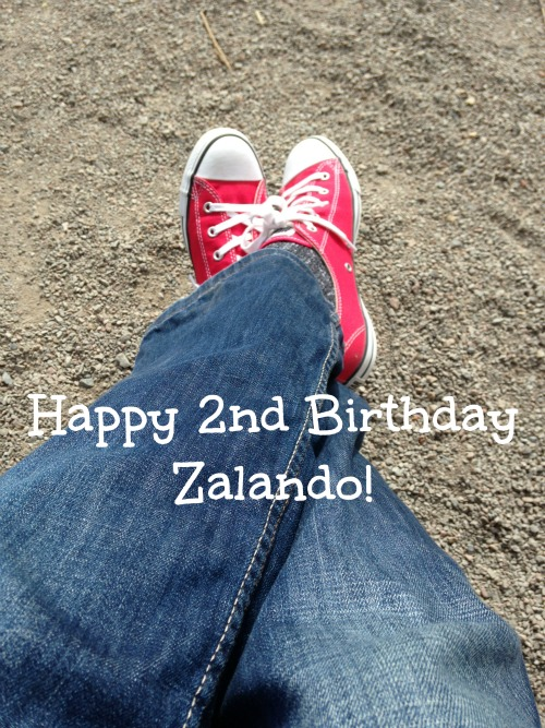 Happy 2nd Birthday Zalando