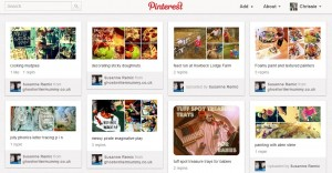 Pinterest board - all things kids