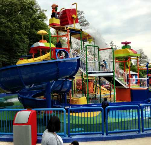 Splash Park at Legoland Windsor