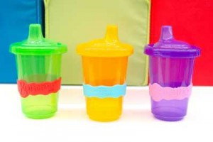 Name Labels for Sippy Cups