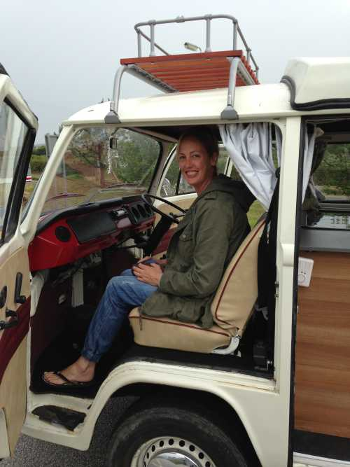 Camper Van Hire - Newquay, Cornwall, UK