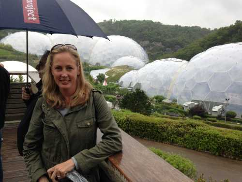 The Eden Project - Cornwall, UK