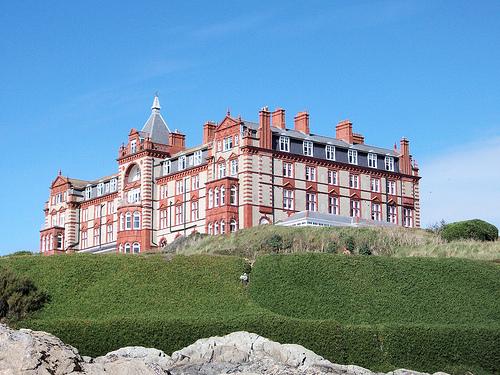 Headland Hotel - Newquay, Cornwall