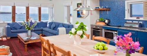 Self-catering - Headland 5* Cottages, Newquay, Cornwall