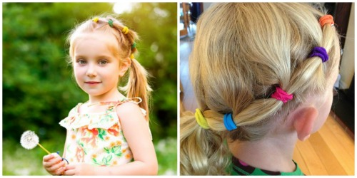Girl Hairstyles Quick And Easy: 5 Quick And Easy Hairstyles For Little Girls