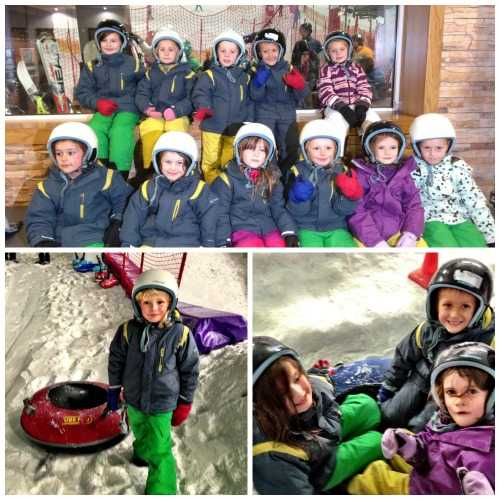 Kids Party - Sledging - Hemel Snow Centre