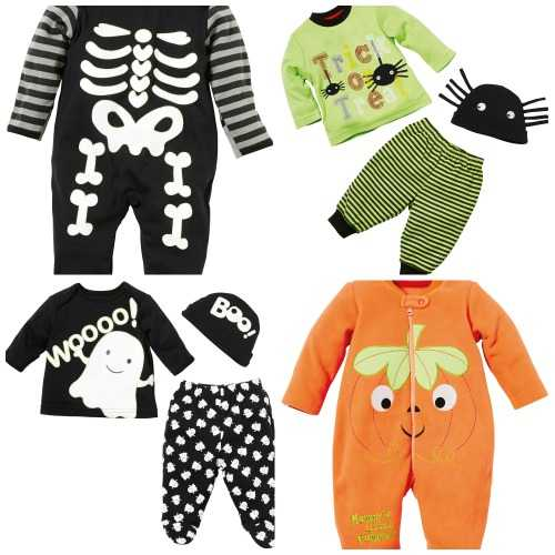 Halloween Outfits from Morrisons