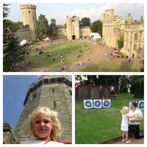 Days out - Warwick Castle