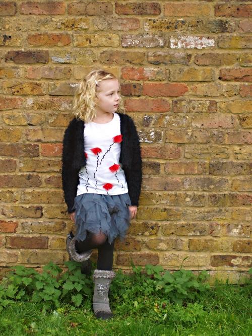 Girls Tutu Skirt by Little Beau Chic