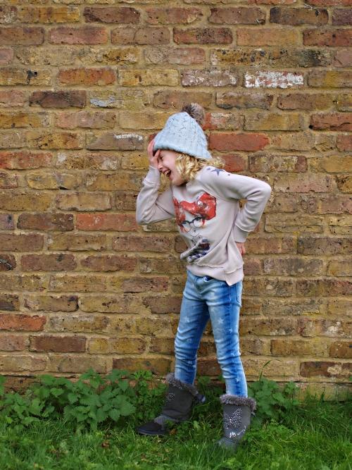 Skinny Star Jeans by Debenham's