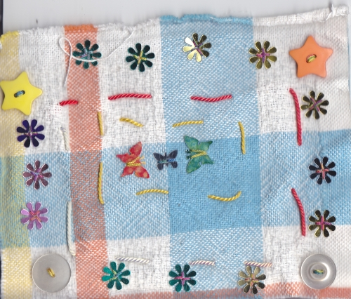 How to teach kids how to sew