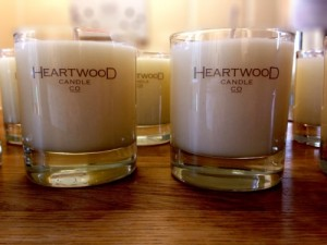 Win a Heartwood Candle