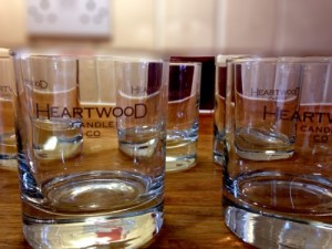 Heartwood Hand-made Candles, Herts