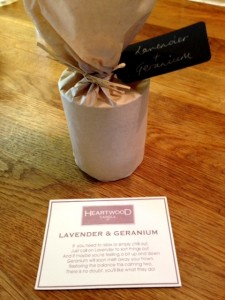 Heartwood Candle Company - Natural Candles
