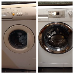 Beko Large Capacity Washing Machine