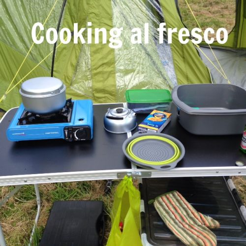 Essential Gear for Cooking While Camping