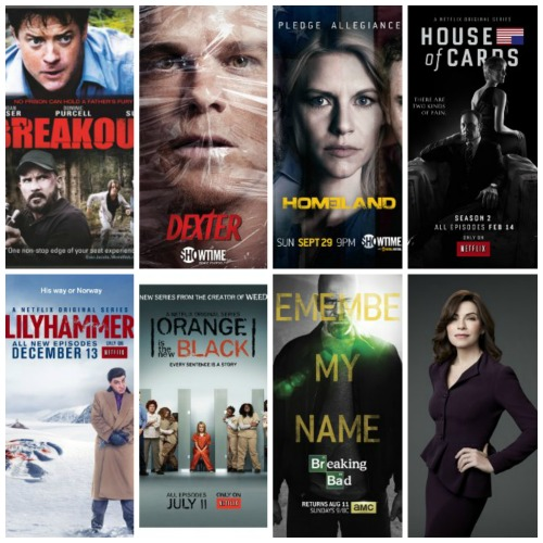 What TV Series Should I Watch on Netflix UK