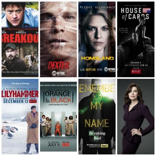 What TV Series Should I Watch on Netflix UK
