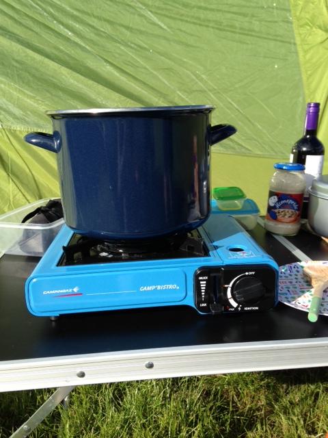 CampingGaz Cooker