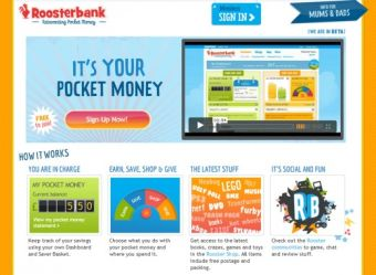 Manage your Children's Pocket Money with an App