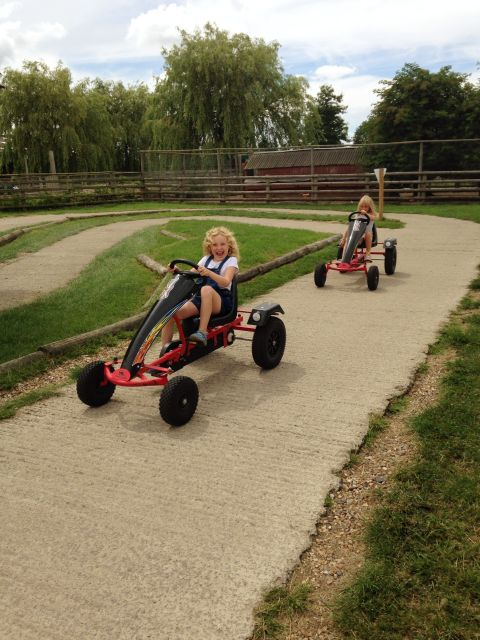 Go Karts Mead Open Farm