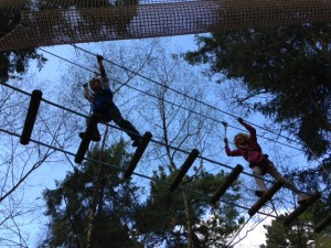 Go Ape Junior Treetop Black Park