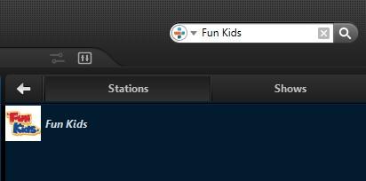 Child-friendly Radio Station UK