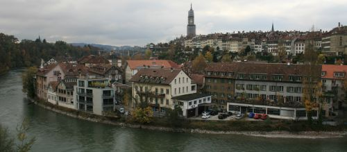 The Old Town Bern