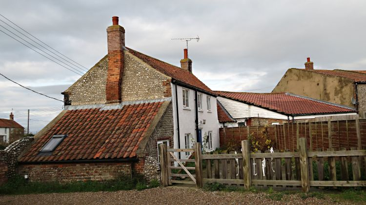 Corner Cottage - Salthouse