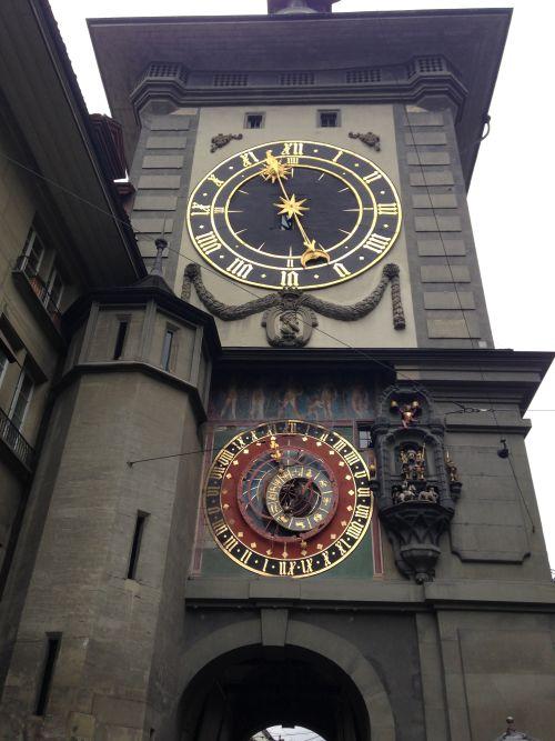Clocker Tower, Bern