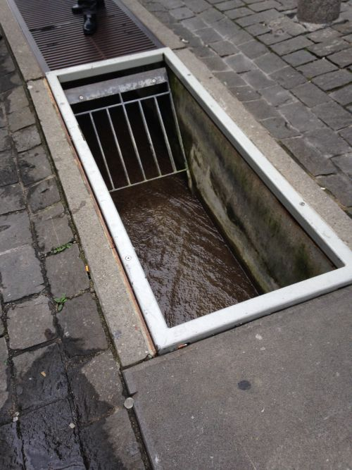 Drains in Bern