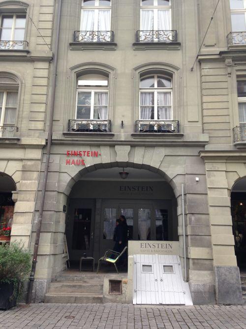Einstein House Bern