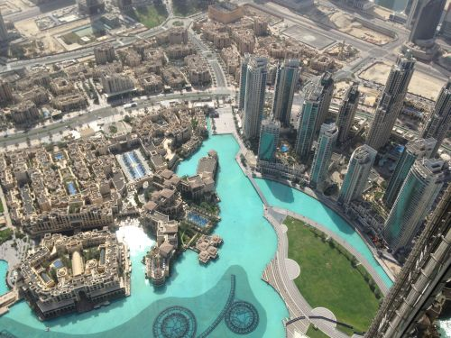 Largest Tower in the World, Dubai