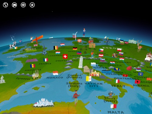Geography apps for kids