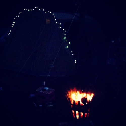 Camping Fairy Lights
