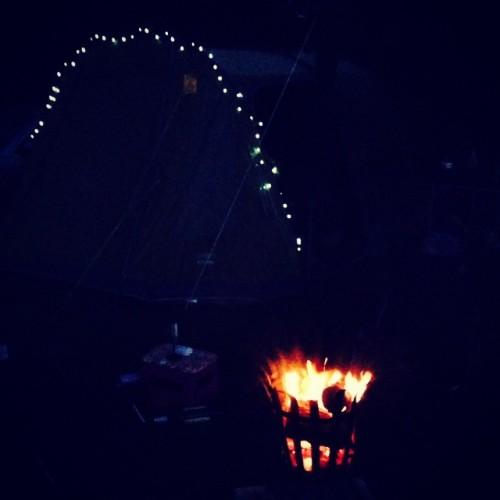Camping Fairy Lights