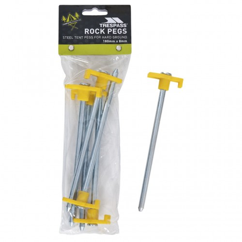 Tent Pegs for Hard Ground