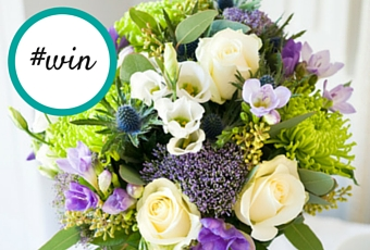 Win a £40 Bouquet of Flowers from Debenhams