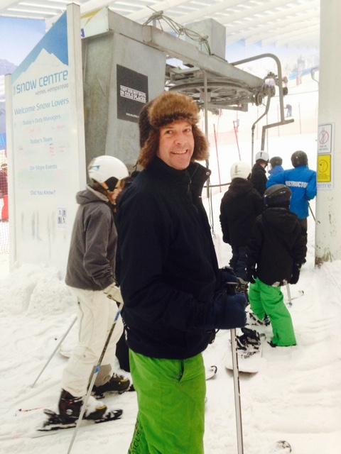 Ski Practice in the UK