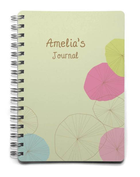 Personalised Journal