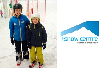 Ski Lessons for Kids in the UK